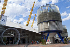The o2 Arena (Millennium Dome) in London Stock Photography