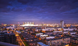 O2 arena, millennium Dome, Royalty Free Stock Images