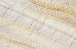O arenito abstrato modelou (o fundo da textura dos testes padrões naturais) Foto de Stock