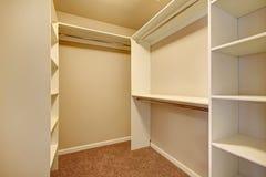 O armário de pessoas sem marcação brilhante Foto de Stock Royalty Free