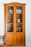 O armário velho Imagens de Stock Royalty Free
