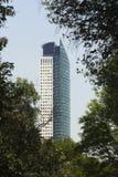 O arranha-céus o mais alto de Cidade do México Imagem de Stock