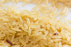 O arroz integral é Healthy Choice Imagem de Stock Royalty Free