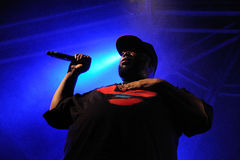 O assassino Mike, um rapper, executa no festival 2013 do som de Heineken primavera Imagem de Stock Royalty Free