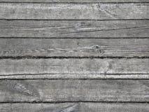O assoalho de madeira Fotografia de Stock