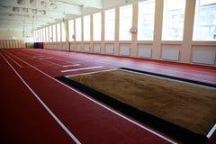 O atletismo Foto de Stock Royalty Free