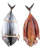O atum do bonito salgou o sarda secado de Mediteraranean dos peixes Foto de Stock Royalty Free