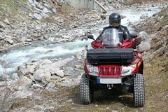 O ATV Imagem de Stock