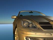 O automóvel ilustração stock