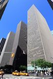 6o Avenida, New York Imagem de Stock Royalty Free