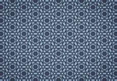 O azul abstrato obstrui o papel de parede do teste padrão Fotografia de Stock Royalty Free