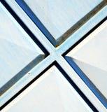 o azul articula Marrocos oxidado em África o faca de madeira velho Imagens de Stock Royalty Free