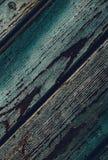 o azul de madeira pintado surge imagens de stock