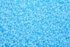 O azul peroliza o fundo Imagem de Stock