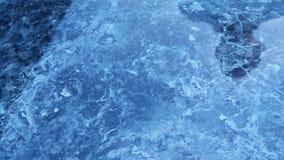 O azul profundo fotografia de stock royalty free
