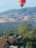 o balão compete Reno Nevada 2018 imagem de stock royalty free