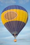 O balão de ar quente photgrphed no Bealton, mostra de ar do circo do vôo do VA Fotografia de Stock