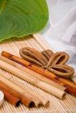 O bambu   Foto de Stock