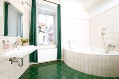 O banheiro luxuoso imagem de stock royalty free