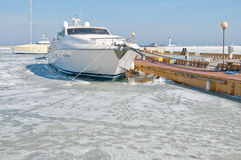 O barco Imagens de Stock Royalty Free