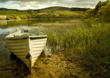 O barco Fotografia de Stock Royalty Free