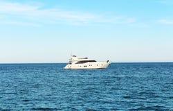 O barco de prazer Imagem de Stock Royalty Free