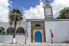 O Bardo Tunísia Imagens de Stock