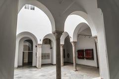 O Bardo Tunísia Foto de Stock