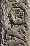 O bas-relevo na pedra Imagem de Stock