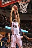 O basquetebol 2013 dos homens do NCAA Imagens de Stock