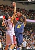 O basquetebol 2013 dos homens do NCAA Fotografia de Stock Royalty Free