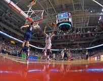 O basquetebol 2013 dos homens do NCAA Imagens de Stock Royalty Free