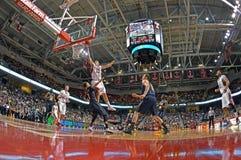 O basquetebol 2013 dos homens do NCAA Imagem de Stock