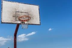 O basquetebol do encosto Foto de Stock Royalty Free