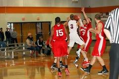 O basquetebol dos homens do NCAA Foto de Stock