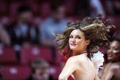 2014 o basquetebol dos homens do NCAA - TEMPLO contra LIU Imagem de Stock Royalty Free
