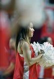 2014 o basquetebol dos homens do NCAA - TEMPLO contra LIU Imagens de Stock Royalty Free