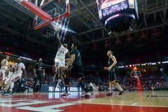 2014 o basquetebol dos homens do NCAA - TEMPLO contra LIU Fotografia de Stock