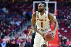 2015 o basquetebol dos homens do NCAA - Templo-Houston Fotografia de Stock