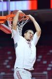 2015 o basquetebol dos homens do NCAA - Templo-Houston Imagens de Stock Royalty Free