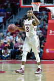 2015 o basquetebol dos homens do NCAA - Templo-Houston Fotos de Stock Royalty Free