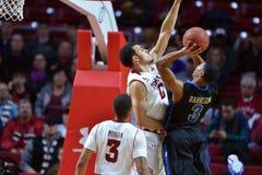 2015 o basquetebol dos homens do NCAA - Templo-Tulsa Fotografia de Stock