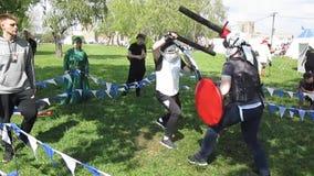 10o batalha das na??es - cavaleiros de combate filme