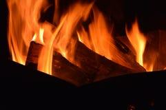 O BBQ relaxa Imagens de Stock
