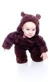 O bebê peluche-carrega imagens de stock