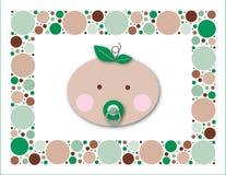 O bebê pontilha o Sprout Imagens de Stock Royalty Free
