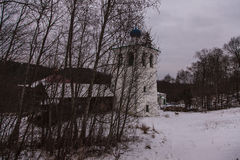 O belltower Foto de Stock Royalty Free