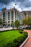 O Berkeley, em Boston, Massachusetts Foto de Stock Royalty Free