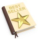 O bestseller ilustração stock