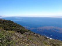 O Big Sur - a Califórnia Imagem de Stock Royalty Free
